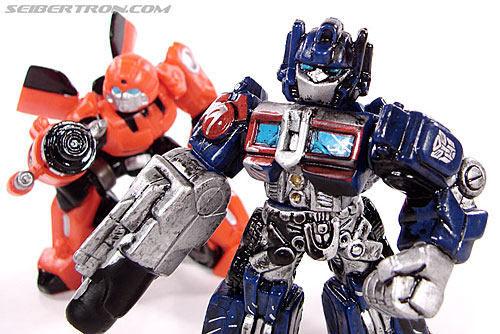 Transformers Robot Heroes Battle Damaged Optimus Prime (Movie) (Image #18 of 25)
