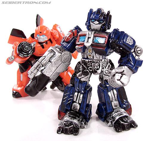 Transformers Robot Heroes Battle Damaged Optimus Prime (Movie) (Image #19 of 25)