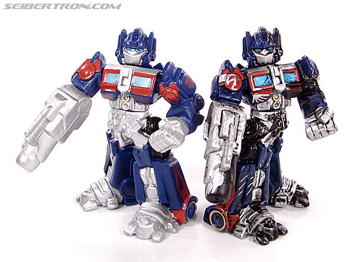 Transformers Robot Heroes Battle Damaged Optimus Prime (Movie) (Image #20 of 25)
