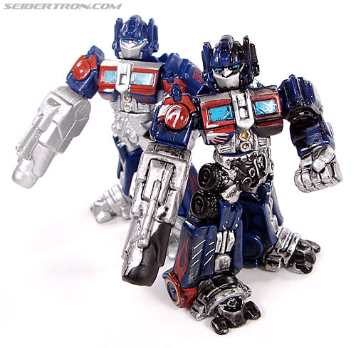 Transformers Robot Heroes Battle Damaged Optimus Prime (Movie) (Image #21 of 25)