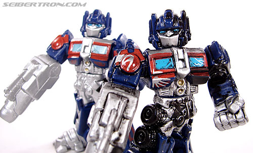 Transformers Robot Heroes Battle Damaged Optimus Prime (Movie) (Image #22 of 25)