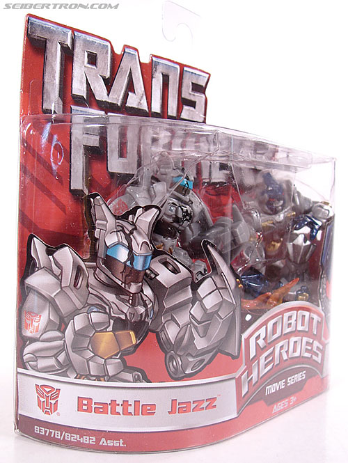 Transformers Robot Heroes Jazz (Movie) (Image #2 of 31)