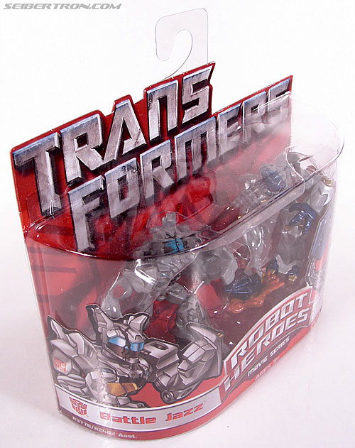 Transformers Robot Heroes Jazz (Movie) (Image #4 of 31)
