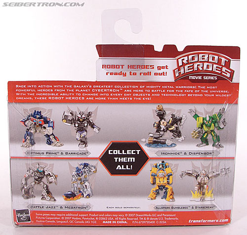 Transformers Robot Heroes Jazz (Movie) (Image #5 of 31)