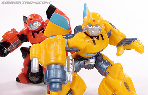 Transformers Robot Heroes Bumblebee (Movie) (Image #28 of 34)