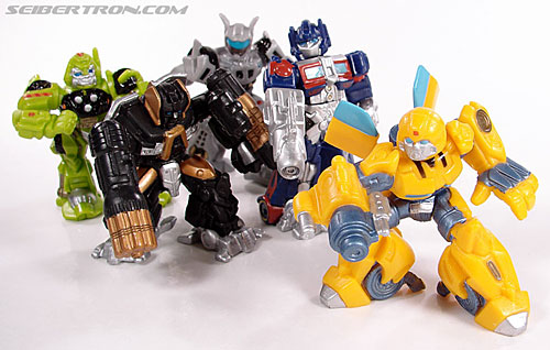 Transformers Robot Heroes Bumblebee (Movie) (Image #31 of 34)