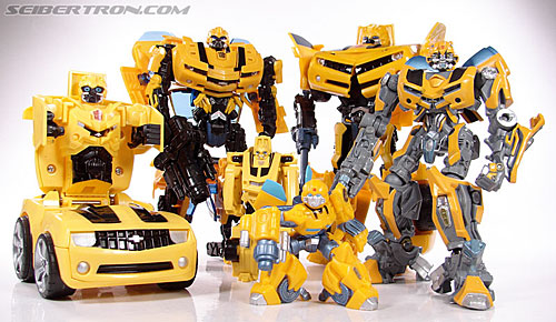 Transformers Robot Heroes Bumblebee (Movie) (Image #32 of 34)