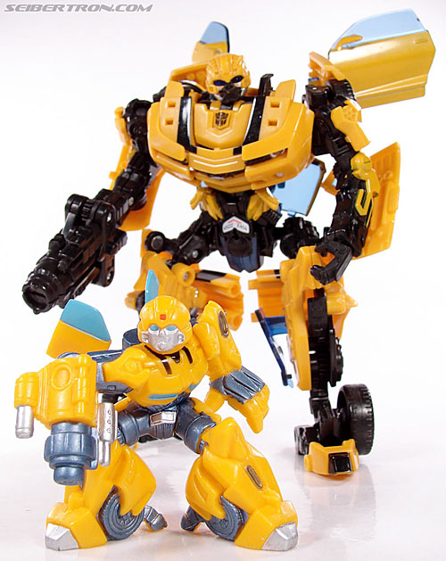 Transformers Robot Heroes Bumblebee (Movie) (Image #33 of 34)