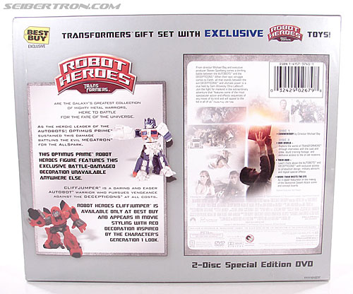 Transformers Robot Heroes Cliffjumper (Movie) (Image #9 of 46)