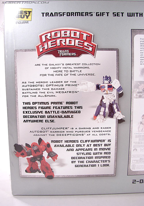 Transformers Robot Heroes Cliffjumper (Movie) (Image #11 of 46)
