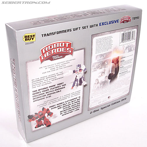 Transformers Robot Heroes Cliffjumper (Movie) (Image #18 of 46)