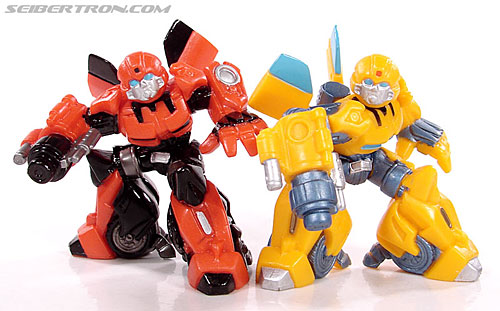 Transformers Robot Heroes Cliffjumper (Movie) (Image #37 of 46)