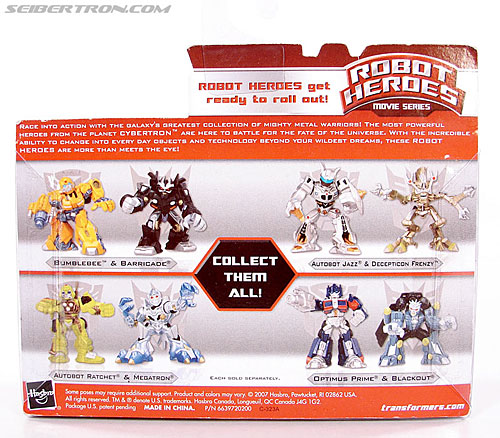 Transformers Robot Heroes Frenzy (Movie) (Image #6 of 45)