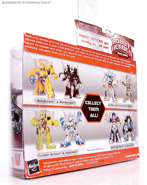 Transformers Robot Heroes Frenzy (Movie) (Image #7 of 45)