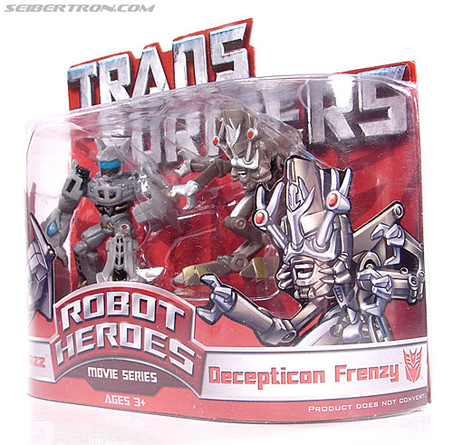 Transformers Robot Heroes Frenzy (Movie) (Image #8 of 45)