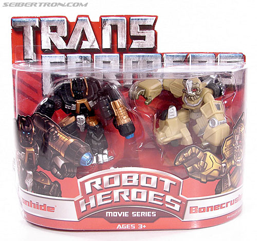 Transformers Robot Heroes Ironhide (Movie) (Image #1 of 43)