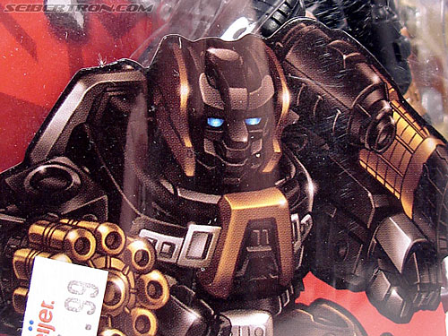 Transformers Robot Heroes Ironhide (Movie) (Image #4 of 43)