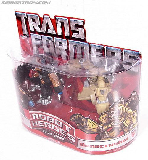 Transformers Robot Heroes Ironhide (Movie) (Image #11 of 43)