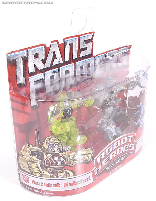 Transformers Robot Heroes Megatron (Movie) (Image #2 of 41)