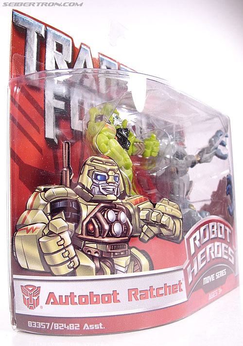 Transformers Robot Heroes Megatron (Movie) (Image #3 of 41)