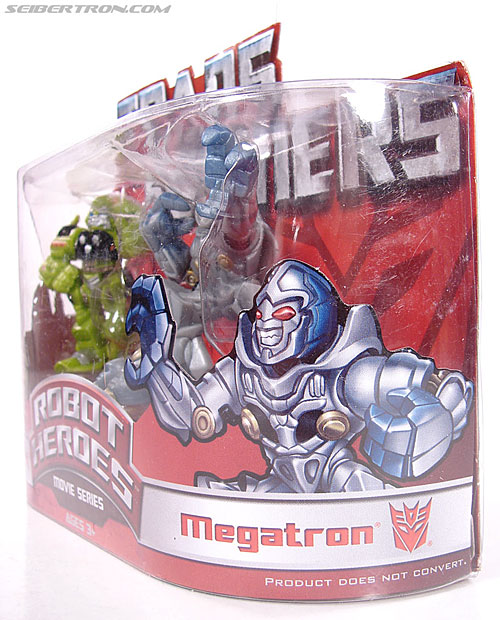 Transformers Robot Heroes Megatron (Movie) (Image #9 of 41)