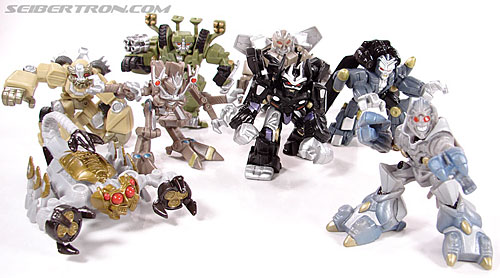 Transformers Robot Heroes Megatron (Movie) (Image #37 of 41)
