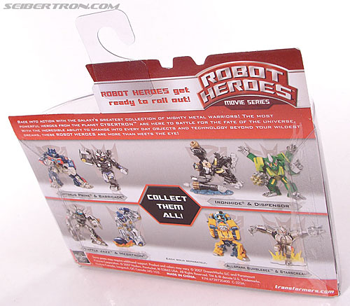 Transformers Robot Heroes Megatron (Movie) (Image #5 of 33)