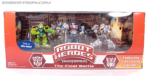Transformers Robot Heroes Megatron with Metallic Finish (Movie) (Image #2 of 63)