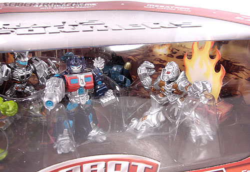 Transformers Robot Heroes Megatron with Metallic Finish (Movie) (Image #4 of 63)