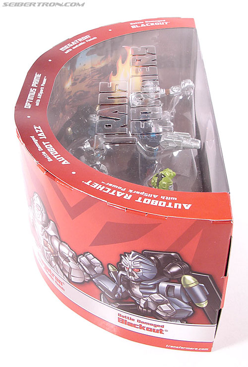 Transformers Robot Heroes Megatron with Metallic Finish (Movie) (Image #6 of 63)