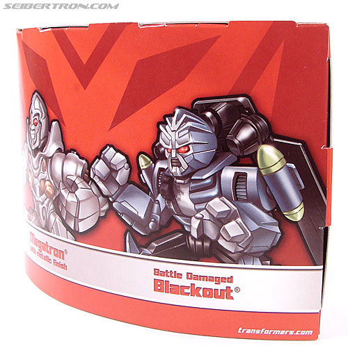 Transformers Robot Heroes Megatron with Metallic Finish (Movie) (Image #8 of 63)