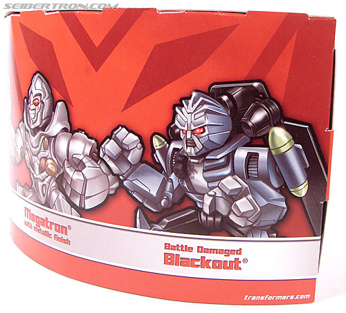 Transformers Robot Heroes Megatron with Metallic Finish (Movie) (Image #9 of 63)
