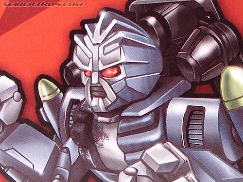 Megatron with Metallic Finish (Movie) -