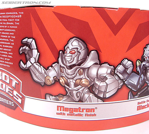 Transformers Robot Heroes Megatron with Metallic Finish (Movie) (Image #11 of 63)