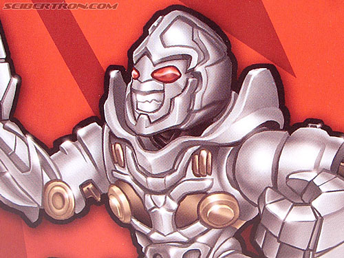 Transformers Robot Heroes Megatron with Metallic Finish (Movie) (Image #12 of 63)