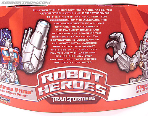 Transformers Robot Heroes Megatron with Metallic Finish (Movie) (Image #13 of 63)