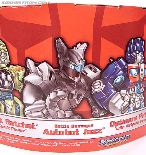 Transformers Robot Heroes Megatron with Metallic Finish (Movie) (Image #16 of 63)