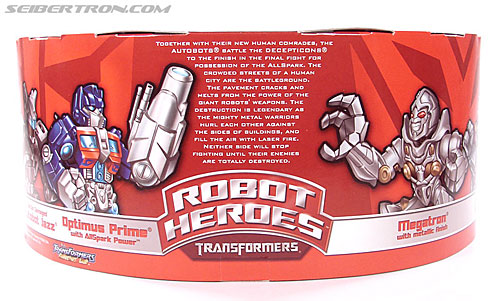 Transformers Robot Heroes Megatron with Metallic Finish (Movie) (Image #22 of 63)