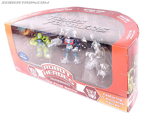 Transformers Robot Heroes Megatron with Metallic Finish (Movie) (Image #26 of 63)