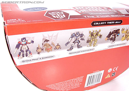 Transformers Robot Heroes Megatron with Metallic Finish (Movie) (Image #29 of 63)