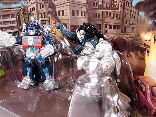 Transformers Robot Heroes Megatron with Metallic Finish (Movie) (Image #40 of 63)