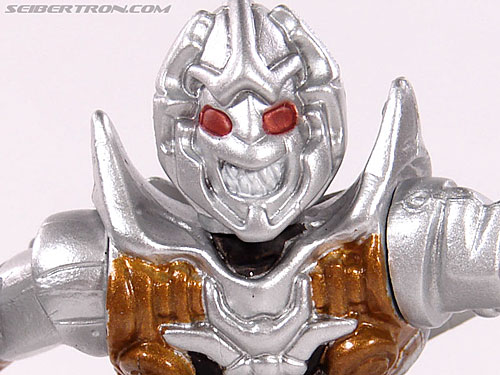 Robot Heroes Megatron with Metallic Finish (Movie) gallery