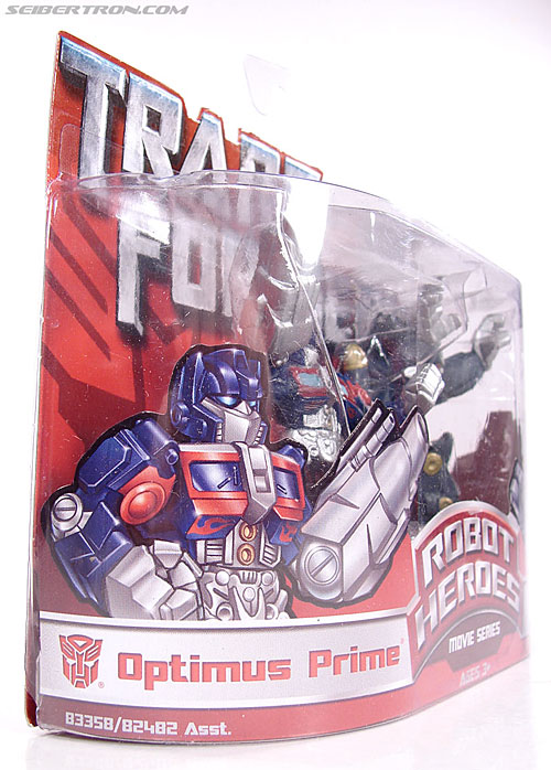 Transformers Robot Heroes Optimus Prime (Movie) (Image #3 of 60)