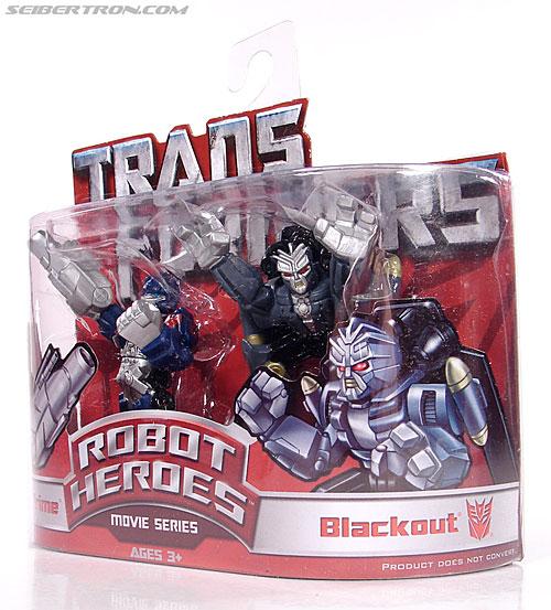 Transformers Robot Heroes Optimus Prime (Movie) (Image #8 of 60)