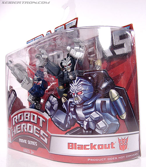Transformers Robot Heroes Optimus Prime (Movie) (Image #9 of 60)