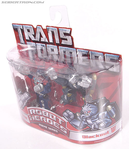 Transformers Robot Heroes Optimus Prime (Movie) (Image #11 of 60)