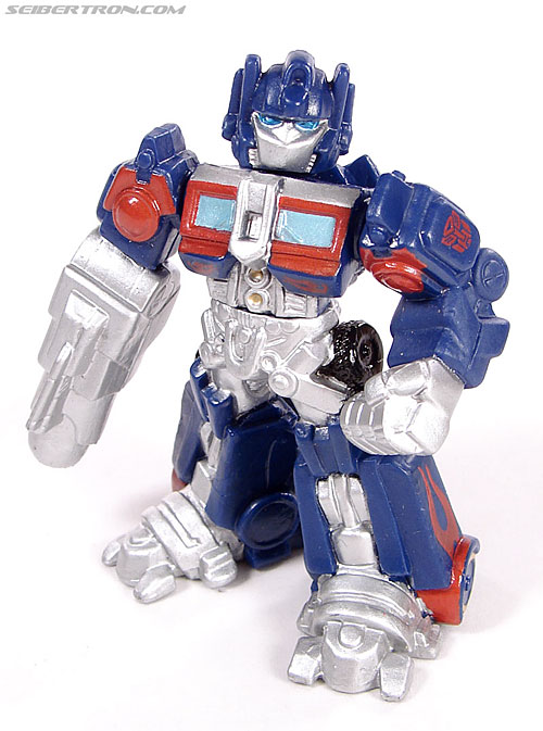 Transformers Robot Heroes Optimus Prime (Movie) (Image #14 of 60)