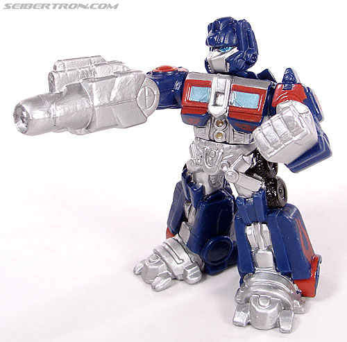 Transformers Robot Heroes Optimus Prime (Movie) (Image #33 of 60)