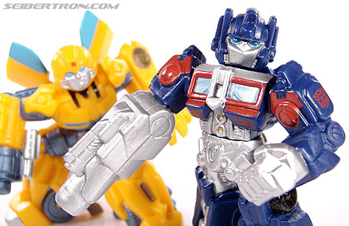 Transformers Robot Heroes Optimus Prime (Movie) (Image #43 of 60)