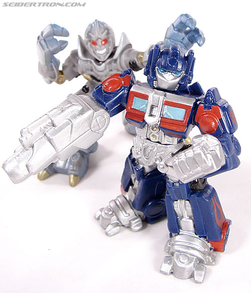 Transformers Robot Heroes Optimus Prime (Movie) (Image #45 of 60)